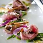 Bohnen-Beef-Salat